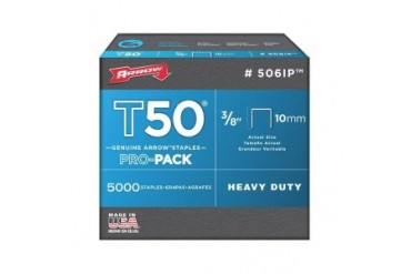Arrow Fastener 506Ip T50 Staples