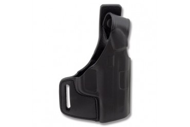 "Bianchi Model 75 Venom Belt Slide Holster - S&W M&P 40/9mm/.40 - 3.5""-5""BBL - Black - Right H"