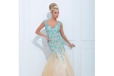 "Tony Bowls Evenings ""In Stock"" Dress - Style TBE11406"