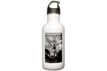 Bologna 001 Italy Stainless Water Bottle 1.0L by CafePress