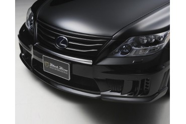 Wald International Black Bison Front Bumper Lexus LS600hL 10-12