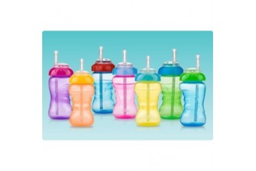 Ddi No-Spill Cup With Flexi Straw (pack Of 72)