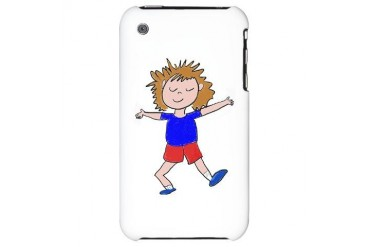 max.jpg Baby iPhone 3G Hard Case by CafePress
