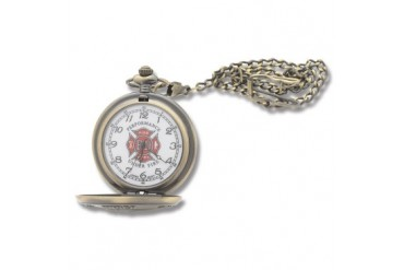 Public Servant Pocketwatch - Fireman