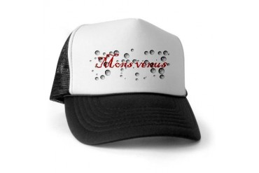 Mons Venus Highway Trucker Hat by CafePress