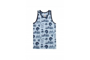 Mens Fourstar Tank Tops - Fourstar Koston Tank Top