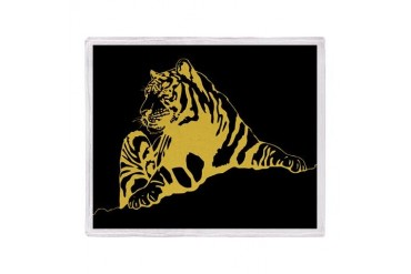 Stadium Blanket Animals Throw Blanket by CafePress