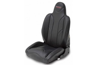 MasterCraft Safety Baja XD Seat In Black Vinyl 519008 Seat
