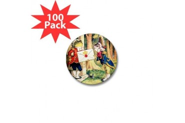 An Invitation From the Queen Mini Button 100 pack Baby Mini Button 100 pack by CafePress