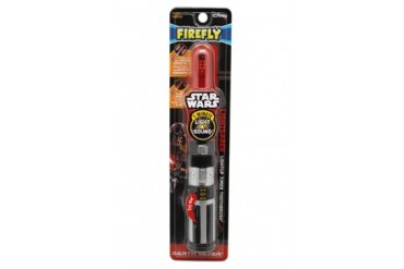 Star Wars Darth Vader Lightsaber Light-Up Timer Toothbrush