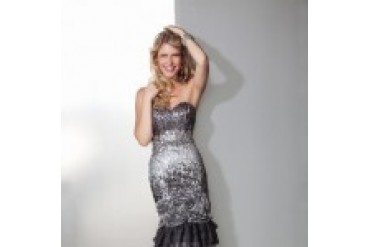 "Clarisse ""In Stock"" Prom Dress - Style 17207"