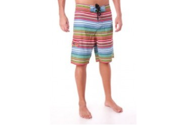 "South of the Border 22"""" Outseam Boardshorts"