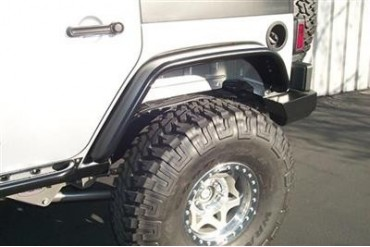 PUREJEEP Rear Tube Fenders  PJ4025 Tube Fenders