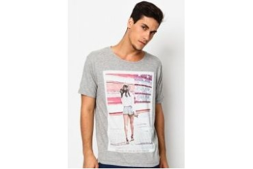 Selected Wicked Short Sleeve Round Neck T-Shirt