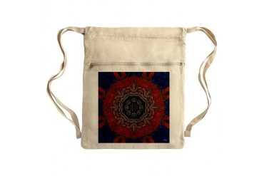Available Art Mandala Sack Pack Cool Cinch Sack by CafePress