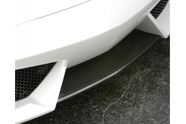 RSC Tuning CS 600 Carbon Fiber LP560 Center Splitter Lamborghini Gallardo LP560 09