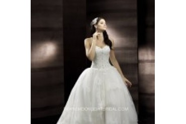 Moonlight Collection Wedding Dresses - Style J6301