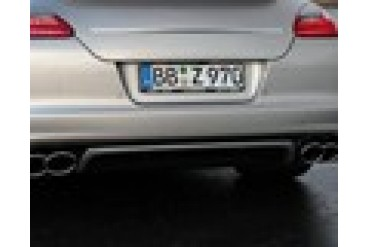 TechArt Rear Diffuser Porsche Panamera All Models 10-13