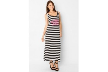 typoerror! Drama Queen Long Dress