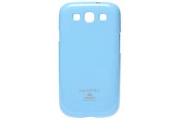 Color Pearl Jelly Case Galaxy S3 [Sky Blue]