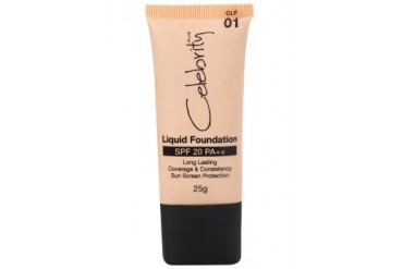 Celebrity Liquid Foundation SPF 20