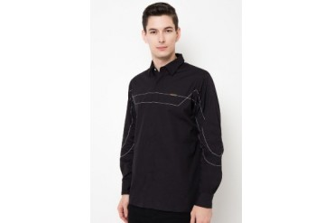 (X) S.M.L Topstitch Shirt
