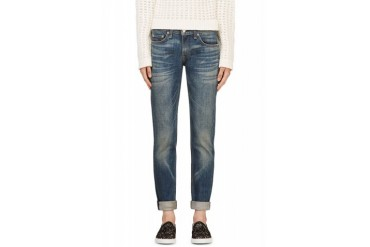Rag And Bone Blue The Dre Jeans