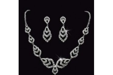 En Vogue Necklace and Earrings Sets - Style NL1451