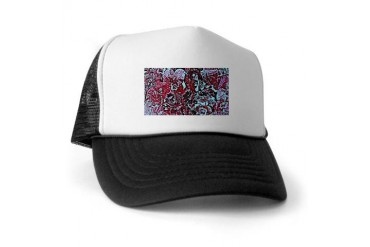 Invisible Nature Trucker Hat by CafePress