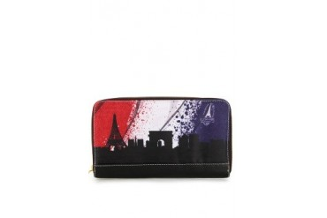 Tomio France Flag Wallets