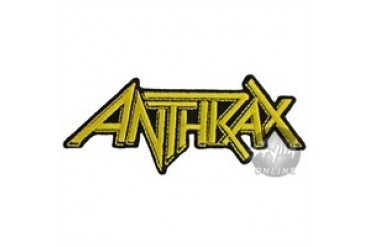 Anthrax Name Patches
