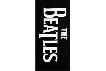 The Beatles Classic Beach & Bath Towel