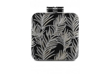 Something Borrowed Leafs Minaudiere