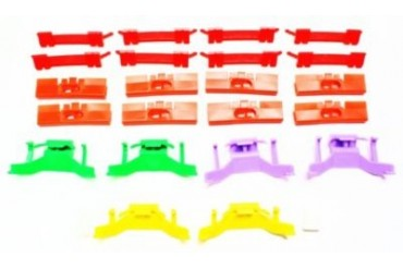 1992-1995 Honda Civic Weatherstrip Seal Precision Parts Honda Weatherstrip Seal PCK-705-92 92 93 94 95