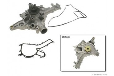 1998-2000 Mercedes Benz C280 Water Pump Geba Mercedes Benz Water Pump W0133-1609493 98 99 00
