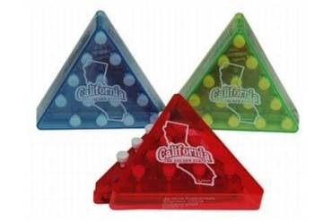 Jenkins California Peg Game Assorted (pack Of 96)