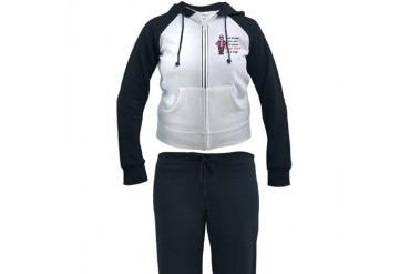 Happy Hour Grandma Women's Tracksuit by CafePress