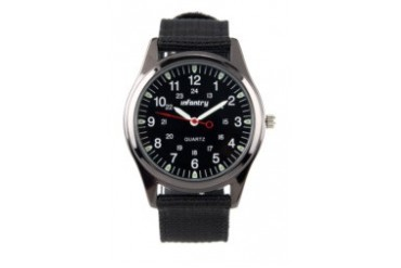 infantry IN-018-BLK-N Watches
