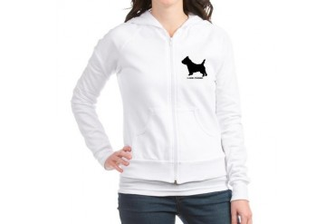 Cairn Terrier Pets Jr. Hoodie by CafePress