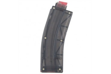 Ar-15/M16 High-Capacity Magazines For .22 Lr Conversions 26-Round Magazine For .22 Lr Conversion Kit Smoke