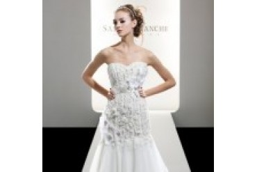 Saison Blanche Couture Wedding Dresses - Style 4202