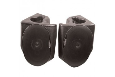 Vertically Driven Products Sound Wedges Speaker System  53317 Speaker Sound Box