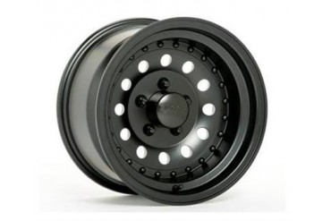 Black Rock Wheels 962 Desperado, 15x8.5 with 5 on 4.5 Bolt Pattern - Matte Black 9625851240 Black Rock Wheels