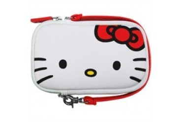 Hello Kitty Face Camera Case