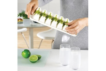 Joseph Joseph QuickSnap Ice Cube Trays with Stackable Lids
