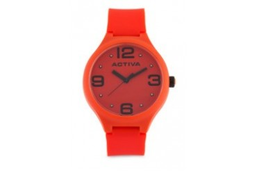 Sporty Polyurethane Watch