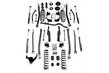 TeraFlex 4 Inch Elite LCG Lift Kit 1257490 Complete Suspension Systems and Lift Kits