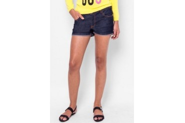Catwalk88 Dark Rince Denim Shorts