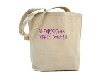 FANSON Hanson Tote Bag by CafePress