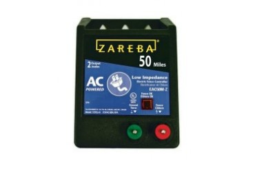 Zareba Systems Eac50M-Z Fence Charger 50 Mile